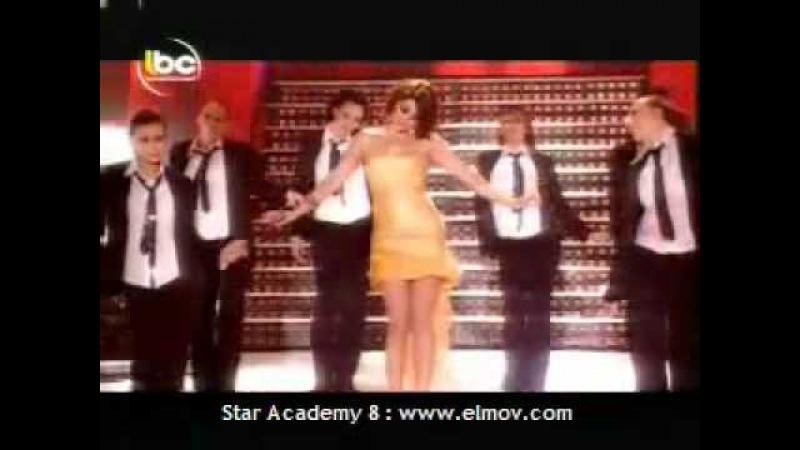 Haifa Wehbe Sa3m3ni Star Academy 8 2011
