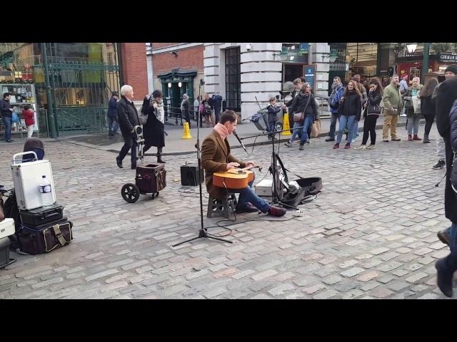 Street Singer   Damien Rice The Blower's Daughter (cover)