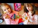 Мисс Кейти и Алис открывают сюрпризы Куклы ЛОЛ 💛 Мисс Кейти снимает видео на ка ...