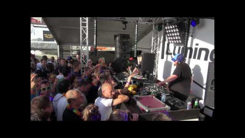 Alex M.O.R.P.H. (FULL LIVE SET) @ Luminosity Beach Festival 18-08-2013