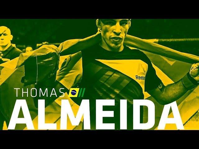 THOMAS ALMEIDA HIGHLIGHTS 2017 HD 1080p BEST MOMENTS KO