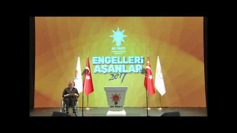 Cumhurbaşkanı Erdoğan Engelliler Haftası Programında Konuştu
