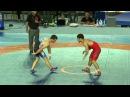 LOMTADZE GEO HASANZADA AZE Final FS 57 kg Tbilisi Grand Prix 2017