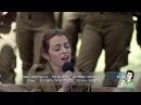 Israeli soldiers sing alongside Idan Raichel Hebrew songs Israeli army IDF song ethiopian jewish