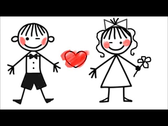Любовь. Хороший мультик для взрослых про любовь. Часть 1