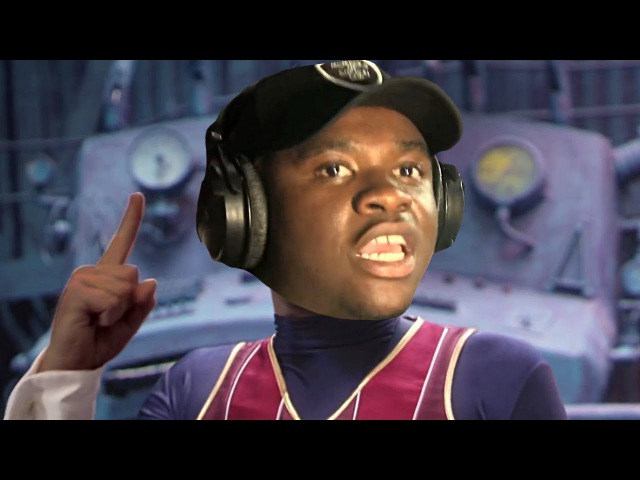 We Are Number One but its sung by Big Shaq