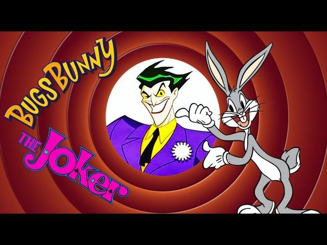THE JOKER BUGS BUNNY Are So FUNNY! (JLA Clip) » Freewka.com - Смотреть онлайн в хорощем качестве
