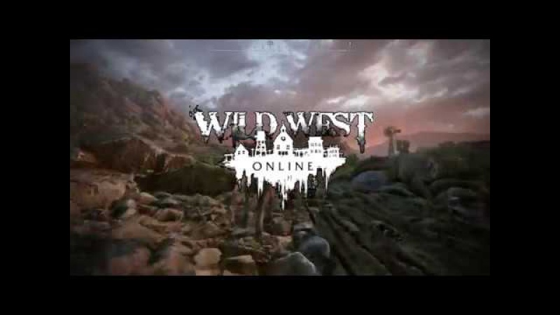 Wild West Online Trailer HD (fanmade)