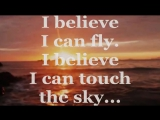 R Kelly. I Believe I Can Fly.  Lyrics . Вдохновляющая песня!