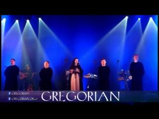 Gregorian & Amelia Brightman - Winter Chants 2014-2015