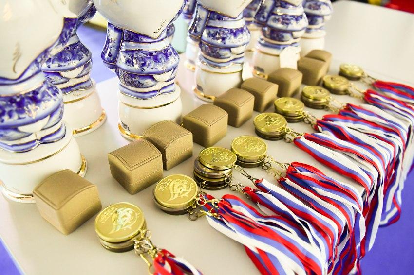 Чемпионат мира по самбо 2017 - медали