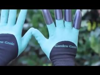 Чудо-перчатки для сада😱