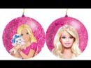 Видео обзоры игрушек - Шар ночник Барби. Night Light Barbie