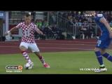 Исландия - Хорватия 1:0. Обзор матча. Квалификация ЧМ-2018.