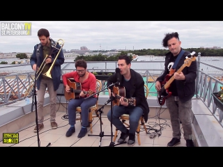 MAD MEG - SKY GROWS TALLER (BalconyTV)
