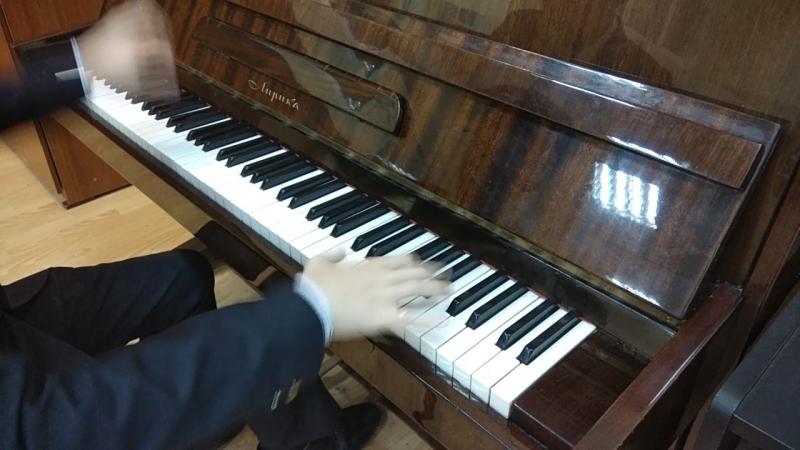 Fubuki Kantai Collection ED piano cover