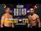 UFC Fight Night Kevin Lee vs Francico Trinaldo
