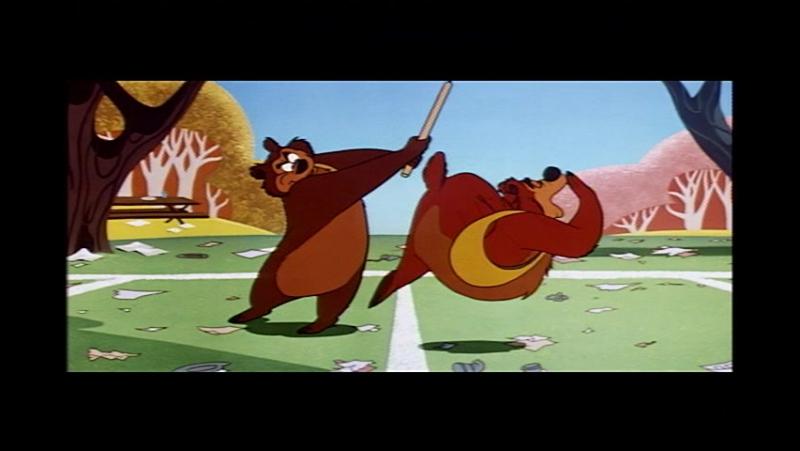 Хамфри медведь Положи в мешок 27 7 1956 Humphrey the Bear In the Bag