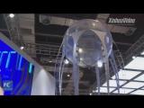 Робот-стрекоза и робот-медуза из Поднебесной