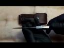 Складной нож юнкер