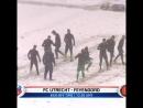 В Голландии из-за снега отменили поединок Утрехт -- Фейеноорд