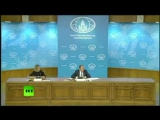 Захарова: Телеканал Russia Today- люди, виноватые во всем