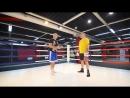 Бой с тенью для начинающих от Петровича уроки бокса и кикбоксинга K 1 с Леонидом Ильченко