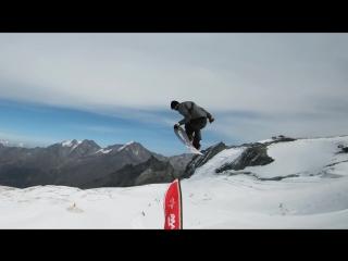 Звуки сноубординга