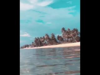 🌴🌊❤️ Наш райский островок #Фукуок #Phuquc Солнечный привет от нашего @heypetu 😍🎥 Только посмотрите на эту красоту! 🙌❤️🙏🏼 Как же