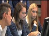 Закрытая школа 2 сезон 3 серия ( 2011 - 2012 года )