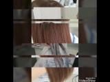 hairs by Darya Bebeshko
