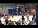 Мария Павлова Екатерина Селезнёва Полина Хонина тренировка Клубный чемпионат Италии 2017 Дезио
