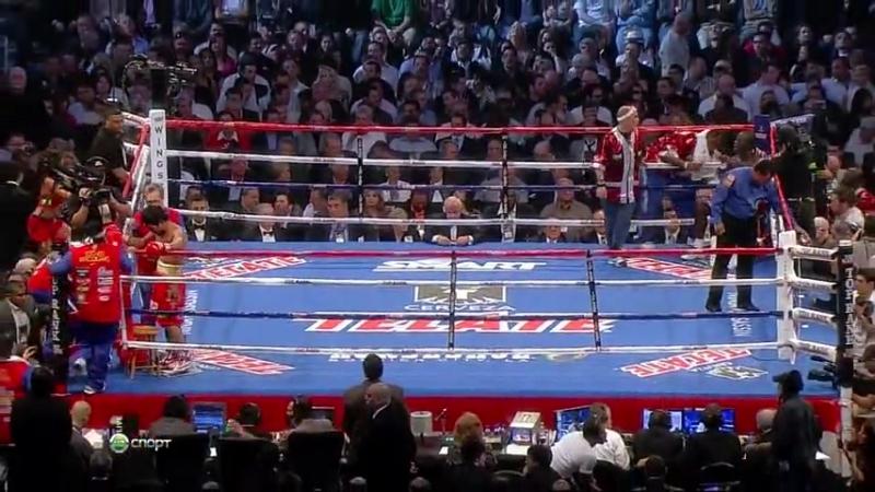 Manny Pacquiao vs Joshua Clottey _ Мэнни Пакьяо - Джошуа Клотти