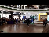 Танцевальный баттл в ТРЦ Сити Молл