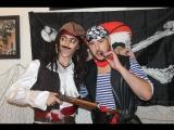 Тематические мероприятия - вечеринка в стиле пираты карибского моря