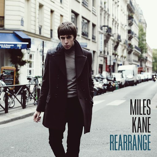 Miles Kane альбом Rearrange