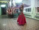 Восточный танец моей дочери - Айгульки 10 класс, 2012 г.