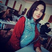 Анкета Екатерина Моисеева