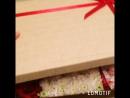 Коробочка с цветами отличный подарок и сюрприз- студия семицветик