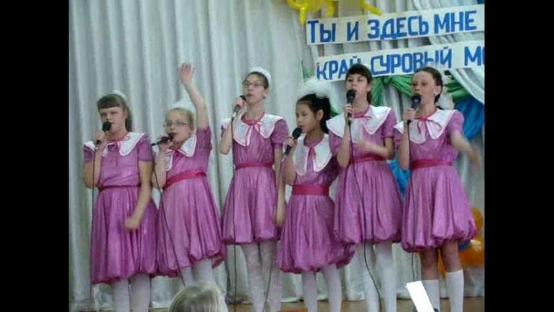конкурсный концерт 2012-2013