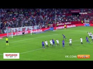 Севилья 2-1 Леганес | Обзор матча