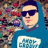 ANDY GROOVE | OFFICIAL PAGE