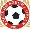 Кубок г.Орска - 2017