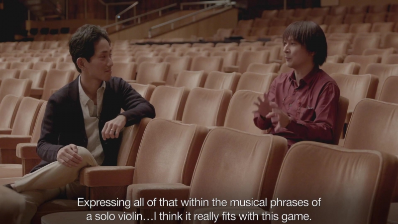 FINAL FANTASY XV: EPISODE IGNIS – Yasunori Mitsuda Extended Interview