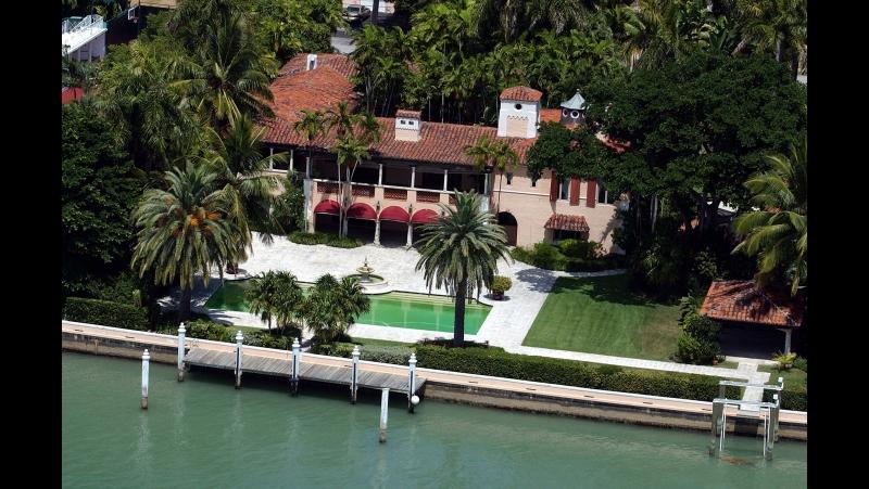 Лучшие загородные дома знаменитостей