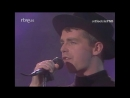 Pet Shop Boys performance at the Spanish TV show A Tope, 1987. They played Suburbia, It's a sin and Rent.