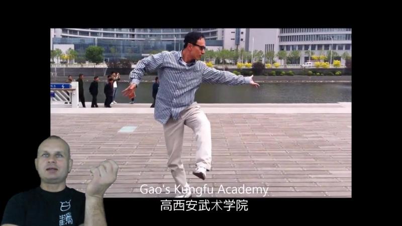 [BG] Стили ТКБИ - Фаньцзы цюань - краткий обзор