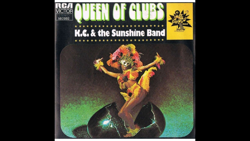 K.C. The Sunshine Band - Queen Of Clubs (1976)