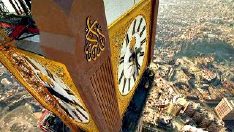 Как строили самое большое сооружение в мире по массе