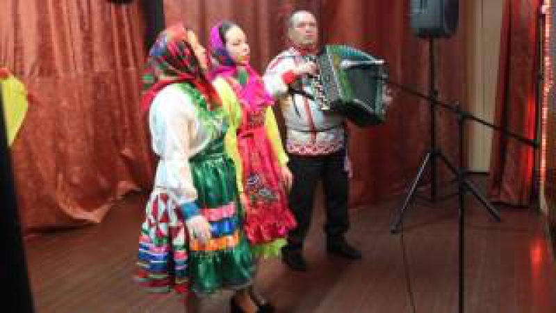 Акарт ансамбль Марий Элыште. 24.02.2017 - 1